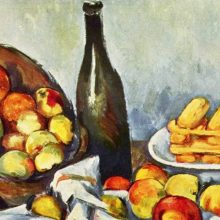 The magic of Cezanne's studio