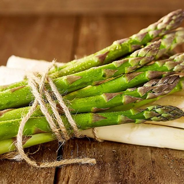 It's asparagus time in Provence